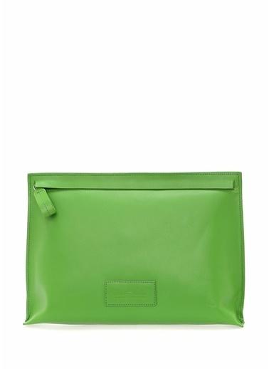 Designers Remix Clutch / El Çantası Yeşil